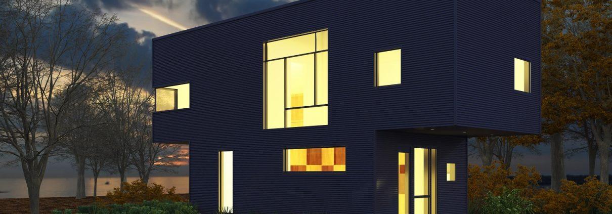 Die richtige Beleucgtung verwandelt jedes Haus in ein gemütliches Zuhause. Bei Tipp zum Bau können Sie Ideen finden.