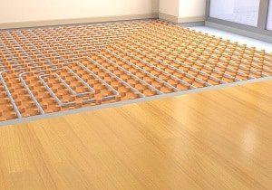 Tipp zum Bau informiert Sie über verschiedene Rohre für Ihre Fußbodenheizung.