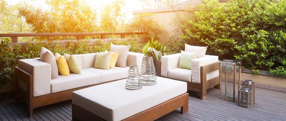 Finden Sie die richtigen Gartenmöbel für Ihre Terrasse bei Tipp zum Bau.