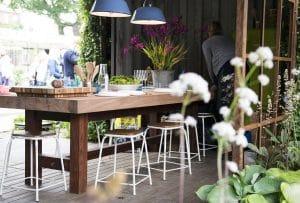 So nutzen Sie Ihre Terrassenbeschattung in der Freizeit mit Tipp zum Bau.
