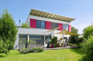 Tipp zum Bau liefert Informationen zu Terrassenbeschattung