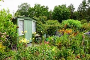 Tipp zum Bau zeigt Ihnen Nutzungsmöglichkeiten für Ihr Gartenhaus.