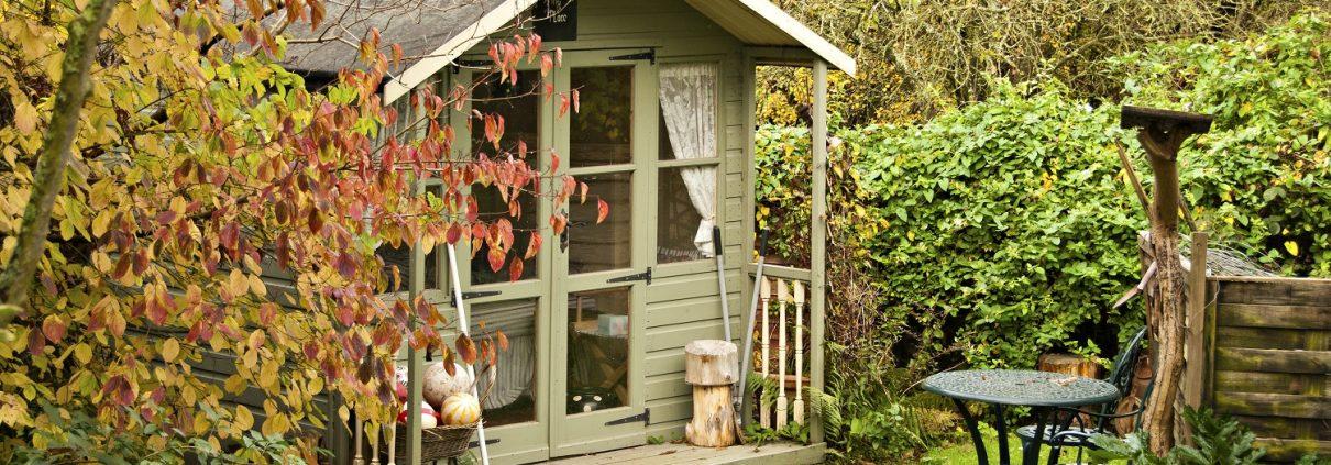 Finden Sie das richtige Garenhaus für Ihren Garten. Tipp zum Haus hilft Ihnen dabei.
