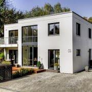 Bei Tipp zum Bau finden Sie schlichtes und modernes Design für Ihr Eigenheim.