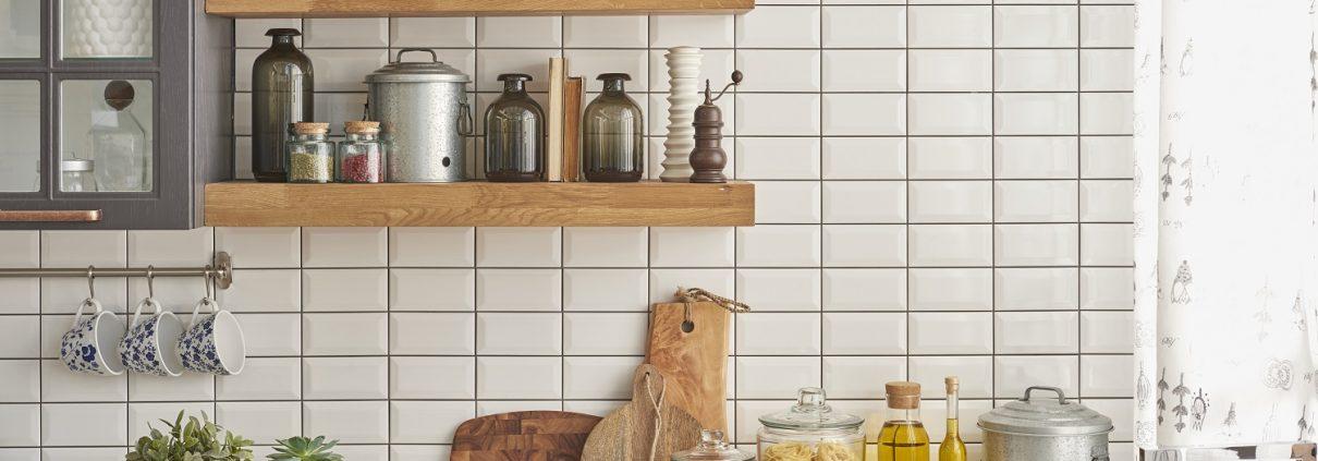 Suchen Sie Inspirationen für Küchenfliesen und Arbeitsplatten bei Tipp zum Bau.