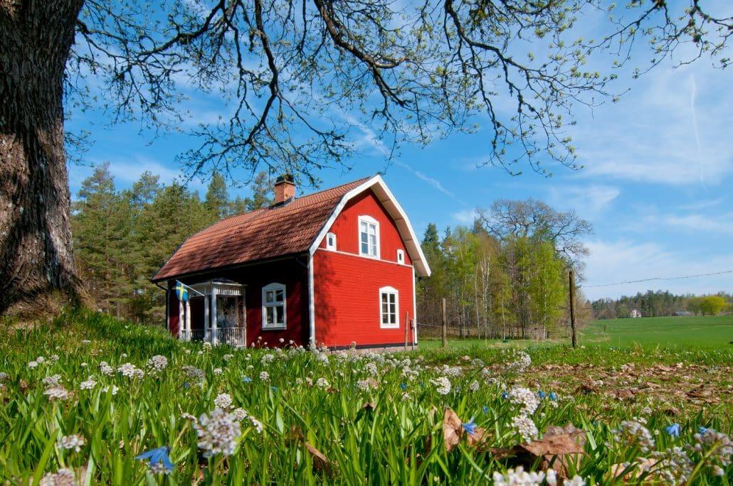 Beliebt Das Schwedenhaus - Energieeffizienz mit Charme ZK39