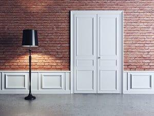 Erfahren Sie Wissenswertes über verschiedene Türen für Ihren Dachschrägenschrank bei Tipp zum Bau.