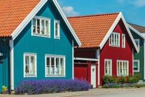 Schwedenhäuser finden Sie bei Tipp zum Bau
