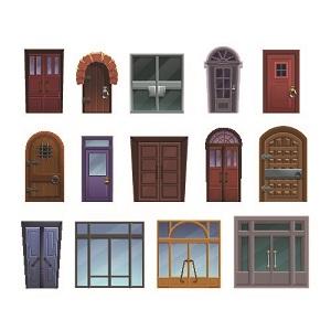 Welche Vorzüge hat eine Kunststoff- oder Holztür? Tipp zum Bau legt alle wesentlichen Gesichtspunkte dar.
