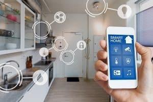 Einen Überblick über Smart Home Geräte gib's bei Tipp zum Bau