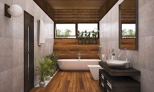 Tipp zum Bau erklärt Ihnen, warum ein Holzfußboden stilvoll und zeitlos ist.