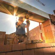 Tipp zum Bau erklärt Ihnen, wie eine Schalung beim Hausbau funktioniert.