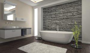Tipp-zum-Bau zeigt Ihnen die Vor- und Nachteile der freistehenden Badewanne auf.