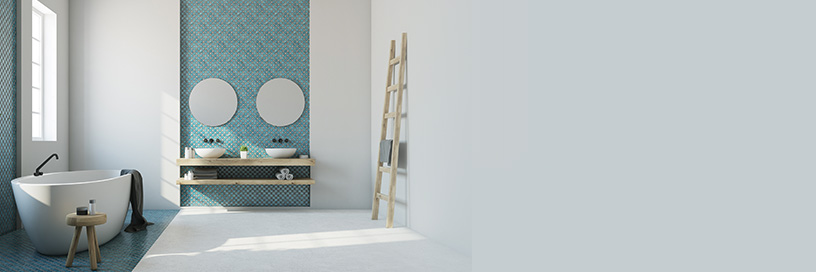 Wandfliesen verpassen Ihrem Badezimmer den letzten Schliff. Tipp zum Bau erklärt Ihnen, was es zu beachten gibt.