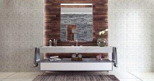 Durch die Kombination von Feinputz und anderen Materialien gelingen einzigartige Wände. Tipp zum Bau erläutert Ihnen die Vorteile von Feinputzen.