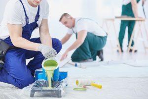 Informationen zu den Eigenschaften von Wandfarbe bei Tipp zum Bau.