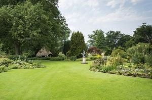 Erfahren Sie bei Tipp zum Bau, welcher Sichtschutz zu einem modernen Garten passt.