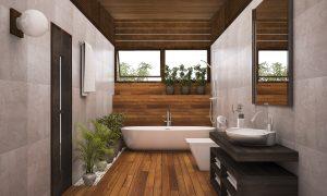 Tipp zum Bau hilft Ihnen bei der Einrichtung Ihres Bades.