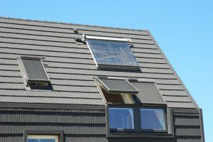 Die Platzierung Ihrer Dachfenster ist entscheidend für den Zweck.