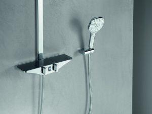 Mehr Luxus mit Ihren Duscharmaturen - Tipp zum Bau erklärt Ihnen wie.