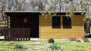 Tipp zum Bau informiert Sie über den Bungalow aus Holz