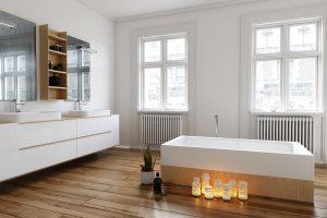 Tipp zum bau zeigt Ihnen, wie Sie Ihr Bad modern einrichten.