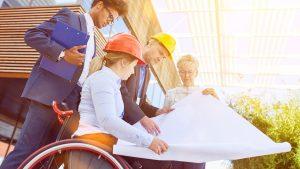 Bei Tipp zum Bau erfahren Sie alles Wichtige über das barrierefreie Bauen.