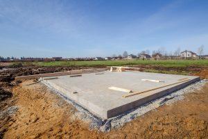 Das Fundament ist die Grundlage für Ihren Garagenbau.