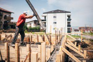 Stahlbewehrungen für die Tragfähigkeit Ihres Streifenfundaments bei Tipp zum Bau.