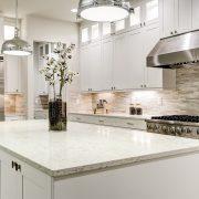 Mit Tipp zum Bau zur geeigneten Küchen-Arbeitsplatte.