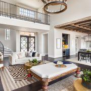 Die Offene Wohnküche mit Wohnzimmer als Inspiration auf Tipp zum Bau.