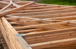 Mehr über die Unterkonstruktion-Holz für die Trockenbauwand erfahren Sie bei Tipp-zum-Bau.