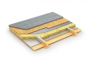Tipp zum Bau erklärt die Vakuum-Bodendämmung.