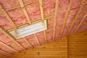 Die Dämmung ist ein wichtiger Bestandteil Ihres Flachdachs.