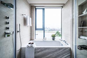 Moderne Duschwannen gibts bei tipp zum bau