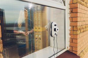 Tipp zum bau informiert Sie über runde Fensterputzroboters.