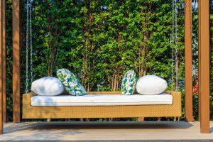 Gartenmöbel aufpeppen bei Tipp zum Bau.