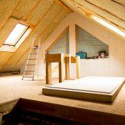 Mit Tipp zum Bau steht dem Gelingen des Dachbodenausbaus nichts mehr im Weg.