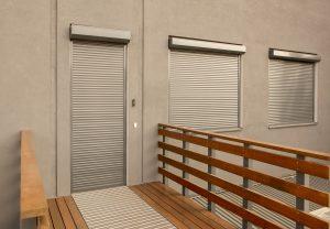 Tipp zum Bau hilft Ihnen sich für den richtigen Rollladen zu entscheiden. bild-title-attribut: rollläden-terrassentür-tipp-zum-bau