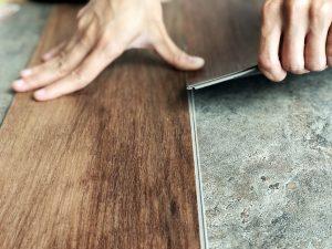 Tipp zum bau informiert Sie über den Vinylboden Gewerbe.