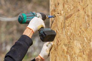 Tipp zum Bau beschreibt die einzelnen Schraubenarten.