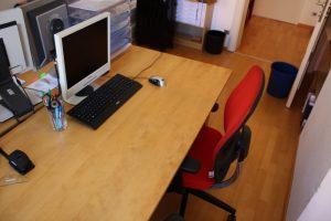 Tipp zum Bau zeigt Ihnen, wie Sie ergonomisch sitzen.