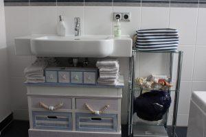 Tipp zum Bau zeigt Ihnen die platzsparende Alternative zum Handtuchheizkörper.