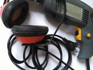 Hochdruckreiniger sind nicht besonders geräuscharm. Tragen Sie stets einen Gehörschutz, um möglichen Gehörschäden vorzubeugen.
