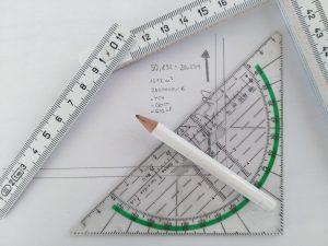 Erfahren Sie bei Tipp zum Bau welche Markierungsmittel sich für Ihr Messwerkzeug am besten eignet.