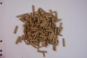 Welchen Vorteil bieten Holzdübel? Tipp zum Bau stellt Ihnen dieses Befestigungsmaterial vor.