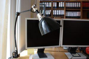 Bei Tipp zum Bau erfahren sie Wissenswertes über Bürotechnik im Homeoffice.