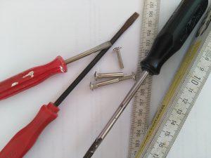 Tipp zum Bau erklärt die Funktionsweise verschiedener Schraubendreher.