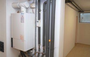 Thermostat im Keller