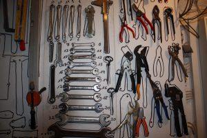 Welche Arten von Schraubwerkzeugen es gibt, erfahren Sie unter Tipp zum Bau.